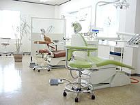 仁木歯科院内風景1
